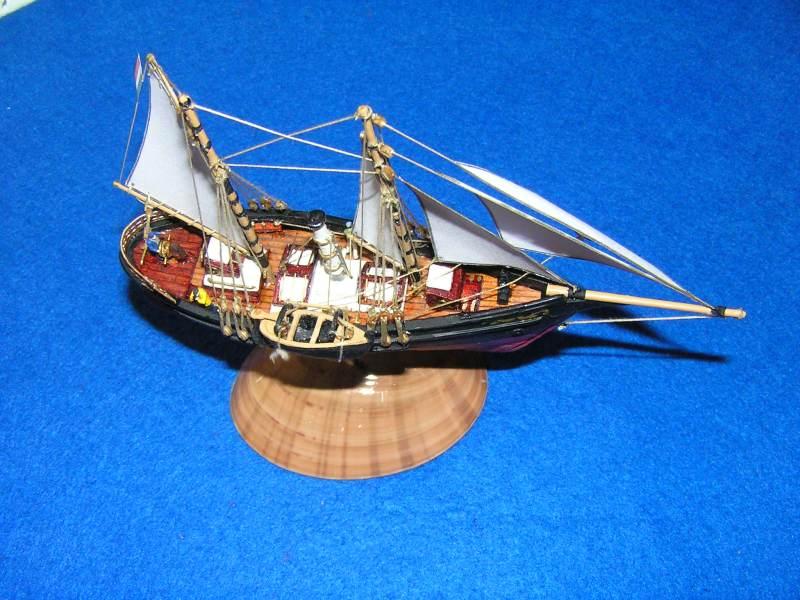 Le St Michel III yacht de Jules Verne C10
