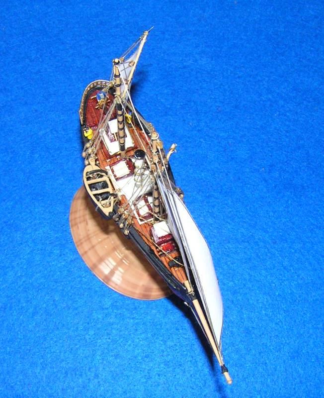 Le St Michel III yacht de Jules Verne H10