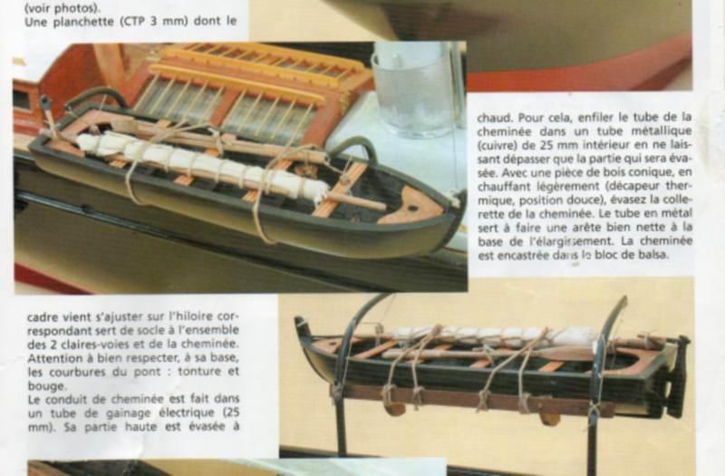 Mise en chantier du St Michel  III en bateau -moule - Page 2 Img10910