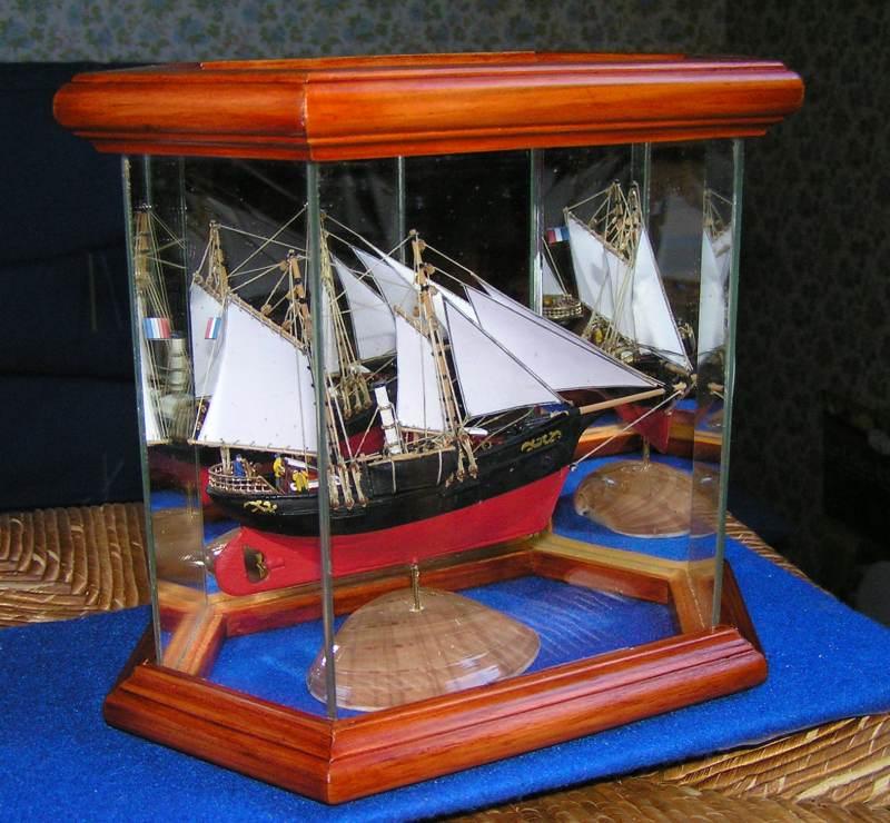 Le St Michel III yacht de Jules Verne K10