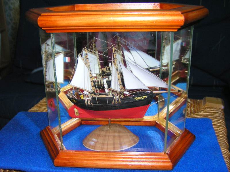 Le St Michel III yacht de Jules Verne L10