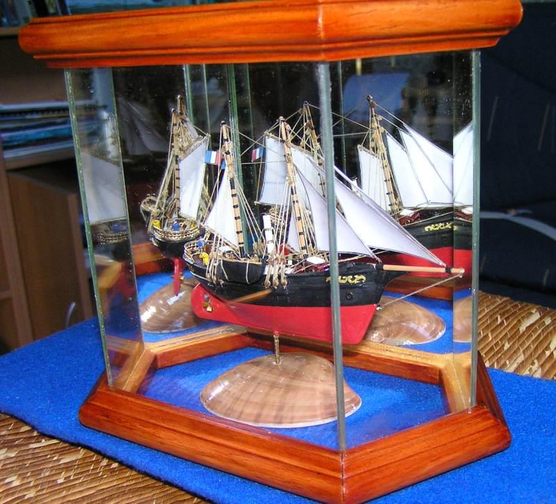 Le St Michel III yacht de Jules Verne M10