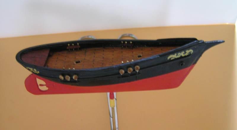 Mise en chantier du St Michel  III en bateau -moule - Page 2 M4410