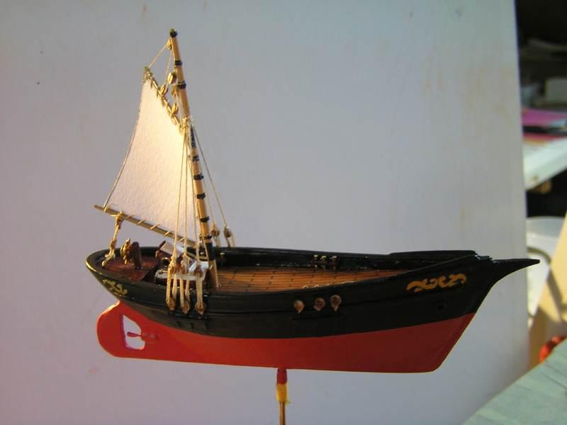 Mise en chantier du St Michel  III en bateau -moule - Page 2 M45x10