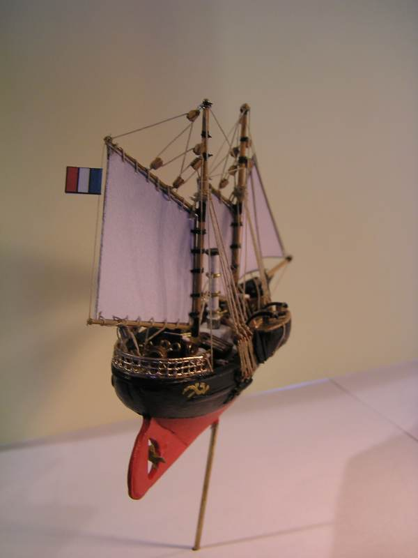 Mise en chantier du St Michel  III en bateau -moule - Page 2 M6310