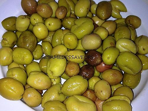 Les Olives Meslalla Marinées / Olives Marinées à la Marocaine par Sésame des Saveurs! Olive_12