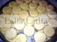 Mini-Harcha Marocaine à la Crème Fraîche par Lala Latifa Photo210