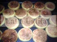 Mini-Harcha Marocaine à la Crème Fraîche par Lala Latifa Photo310