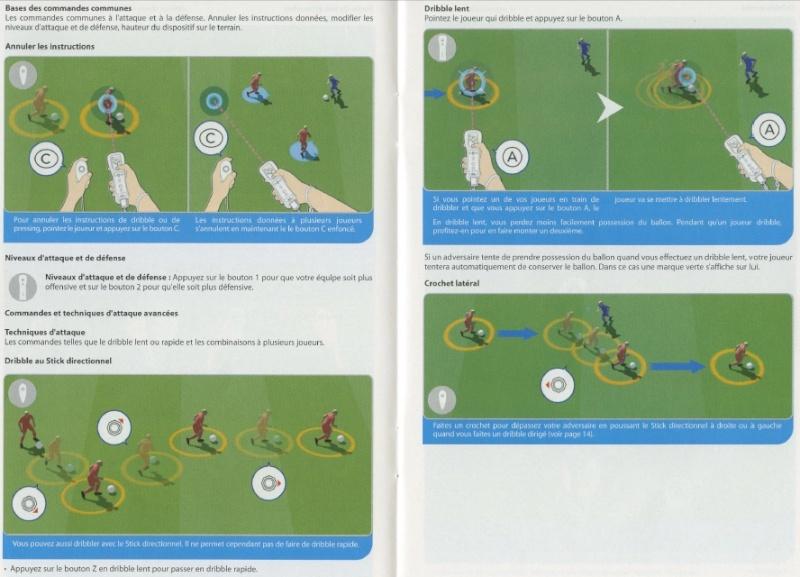 PES 2012/2013 - Toutes les commandes et touches: Playmaker, Manette, et Wiimote. 710