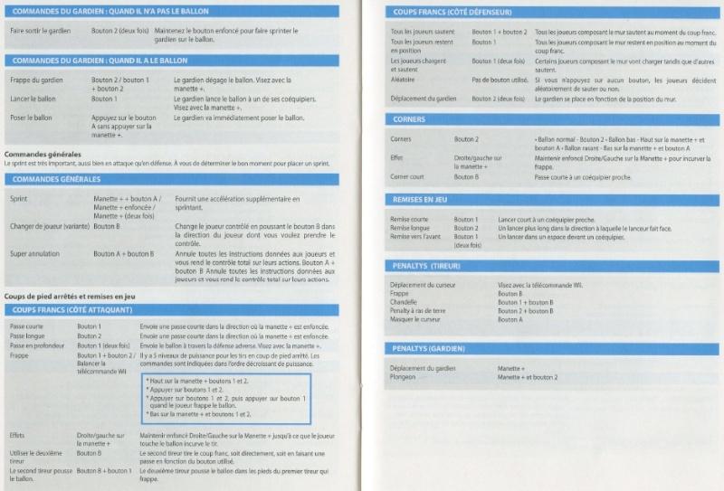 PES 2012/2013 - Toutes les commandes et touches: Playmaker, Manette, et Wiimote. Wiimot11