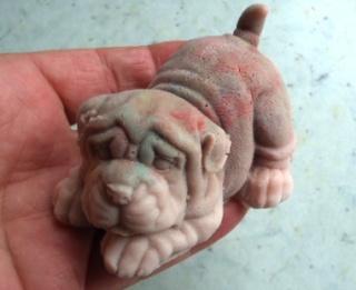 Der Hund der zuviel Haut hat Dsc03112