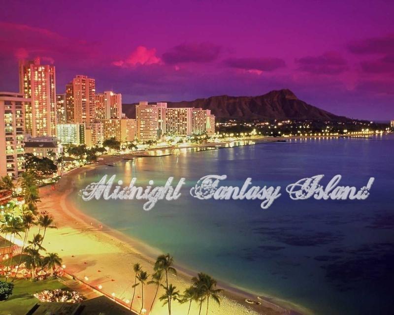 Midnight fantasy Island