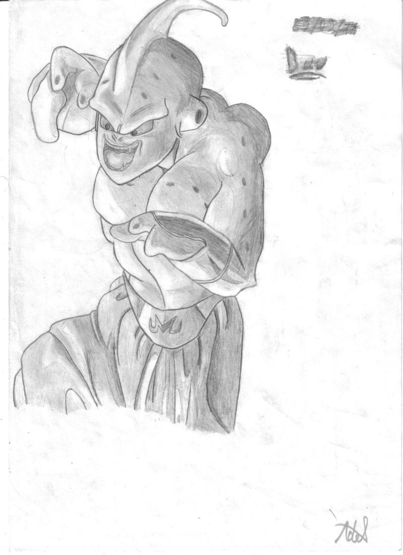 C'est Donk mes dessins Buu_ra12