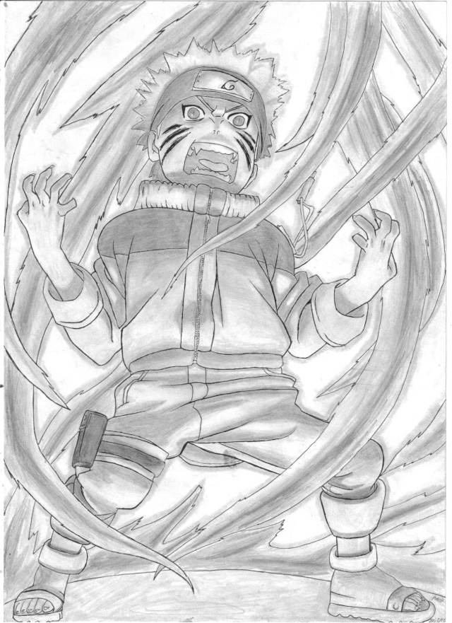 C'est Donk mes dessins Naruto10