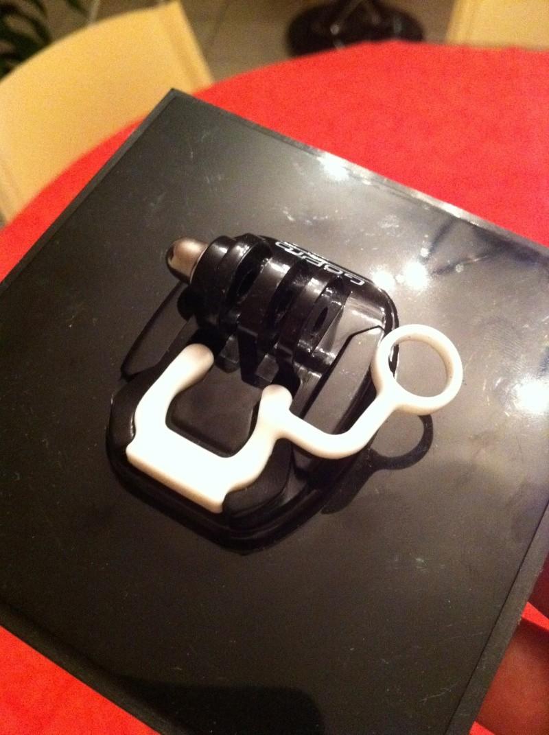 Clics (bruit de fixation) clip silicone Img_1314