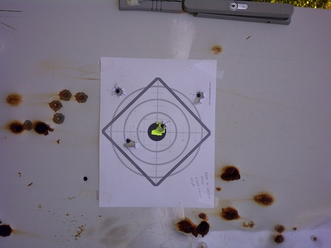 Home made 22lr to 223 bullets Result10