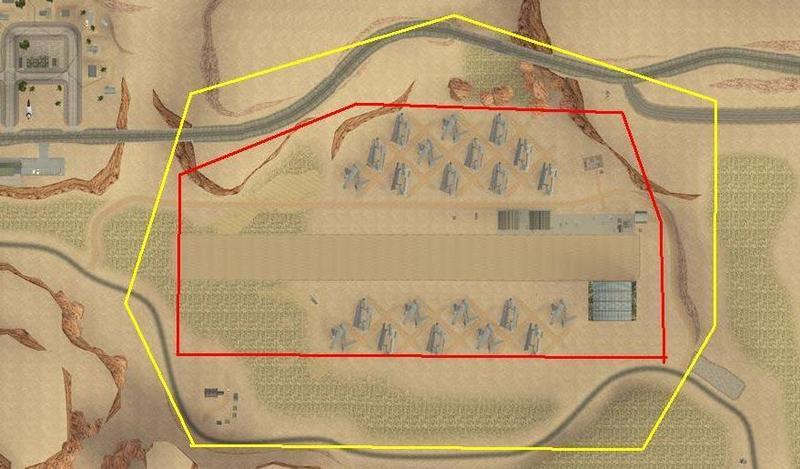 San Andreas Military Facility Zones (SAMFS) Aauplu10