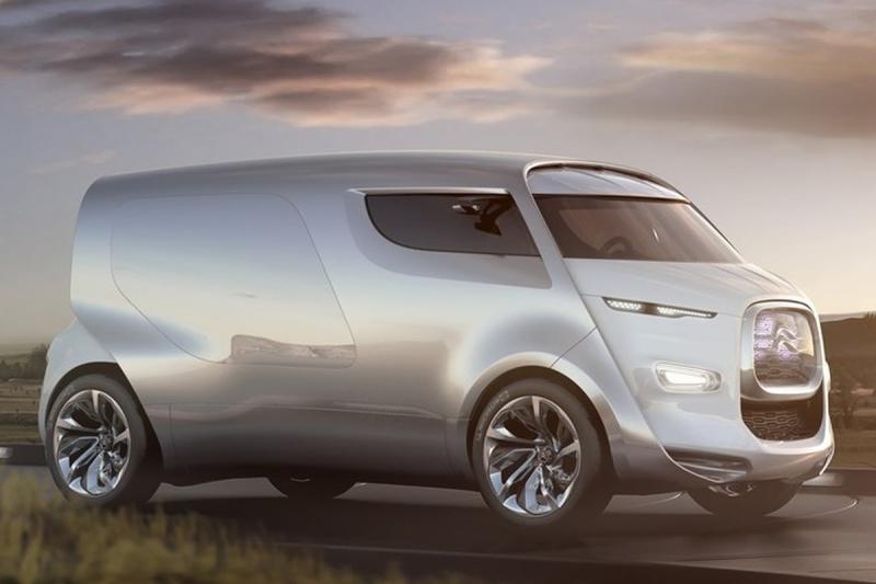Concept Cars Citroe12