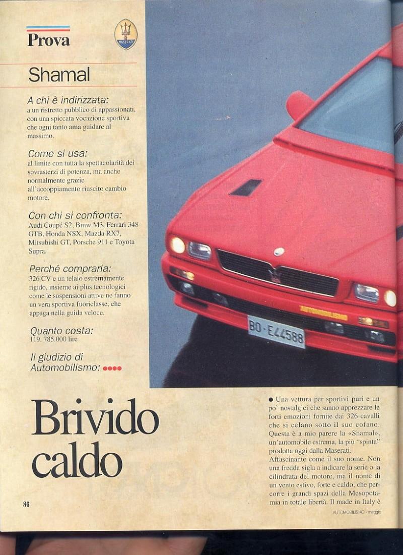 prova Shamal automobilismo maggio 1994 00114