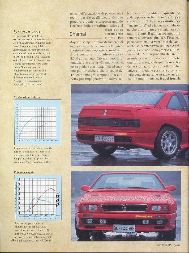prova Shamal automobilismo maggio 1994 00510