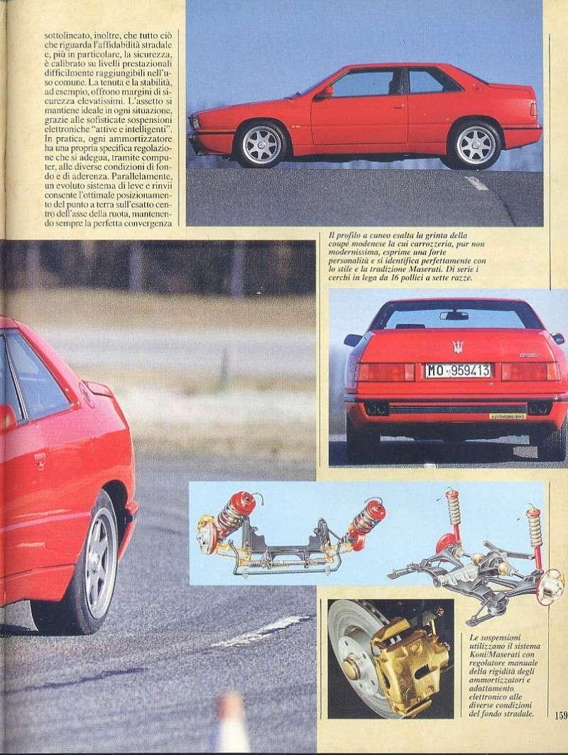 prova Ghibli ...automobilismo ...aprile 1993...tester..Tamara Vidali 07210