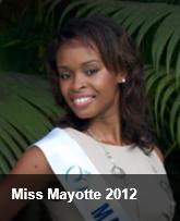 Miss France 2013 Mayott10
