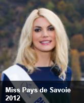 Miss France 2013 Pays_d10