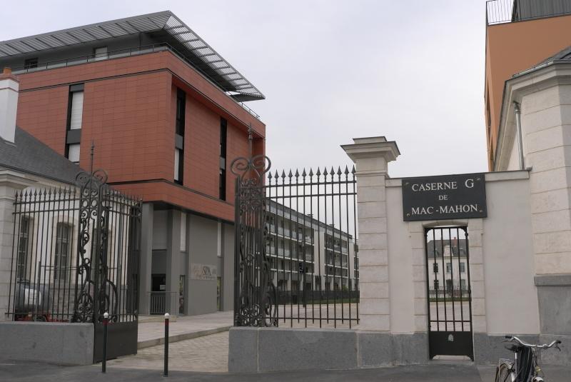 L'espace Simone de Beauvoir à Rennes, exemple d'une requalification urbaine réussie ? L1043912