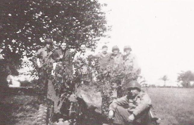 Le D-Day en Belgique : 2 septembre 1944 105mm_10