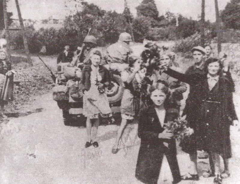 Le D-Day en Belgique : 2 septembre 1944 Fourne10