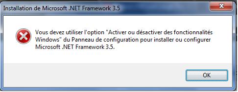 Net Framwork Erreur installation Sans_t10