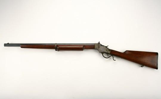 US Small Bore (22lr) History : Remington: 513 T, Mod 37, 40x  VS  Winchester 75, 52 - Page 2 82022410