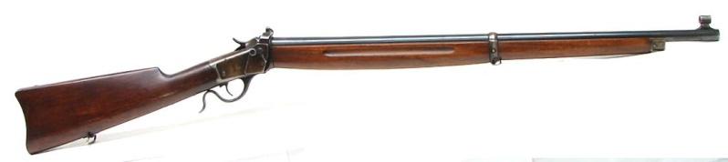 US Small Bore (22lr) History : Remington: 513 T, Mod 37, 40x  VS  Winchester 75, 52 - Page 2 87c42b10