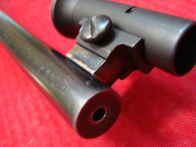 US Small Bore (22lr) History : Remington: 513 T, Mod 37, 40x  VS  Winchester 75, 52 Dsc01041