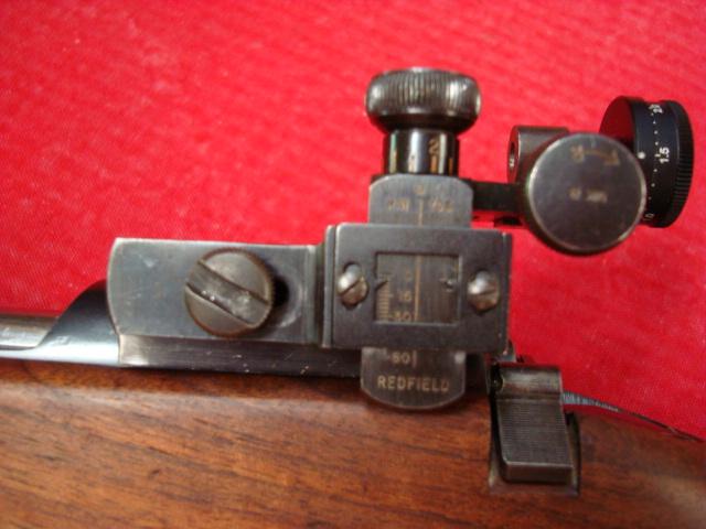 US Small Bore (22lr) History : Remington: 513 T, Mod 37, 40x  VS  Winchester 75, 52 Dsc01042