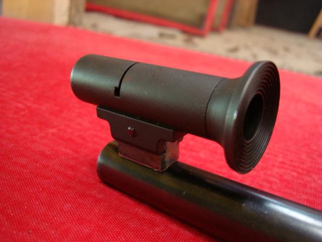 US Small Bore (22lr) History : Remington: 513 T, Mod 37, 40x  VS  Winchester 75, 52 Dsc01044