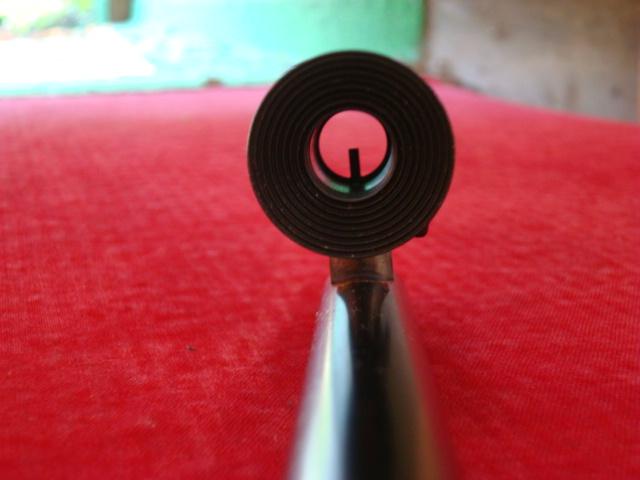 US Small Bore (22lr) History : Remington: 513 T, Mod 37, 40x  VS  Winchester 75, 52 Dsc01045