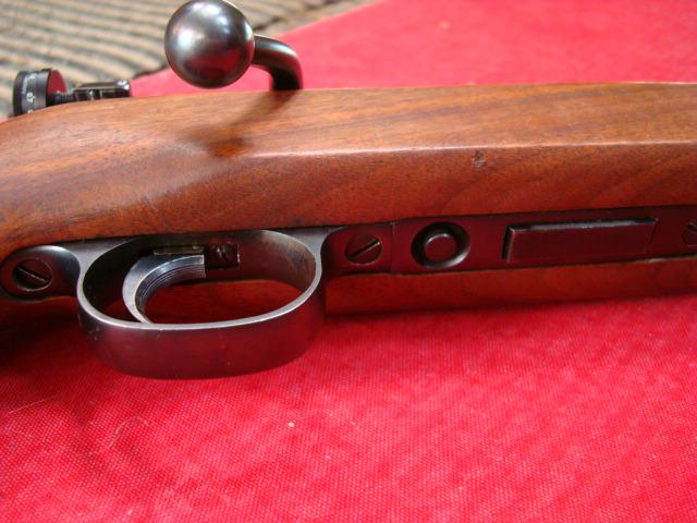 US Small Bore (22lr) History : Remington: 513 T, Mod 37, 40x  VS  Winchester 75, 52 Dsc01046