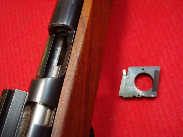 US Small Bore (22lr) History : Remington: 513 T, Mod 37, 40x  VS  Winchester 75, 52 Dsc01047