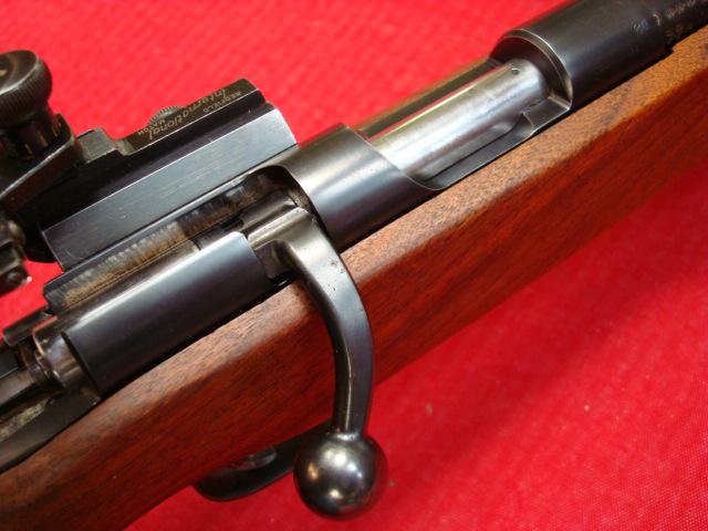 US Small Bore (22lr) History : Remington: 513 T, Mod 37, 40x  VS  Winchester 75, 52 Dsc01050
