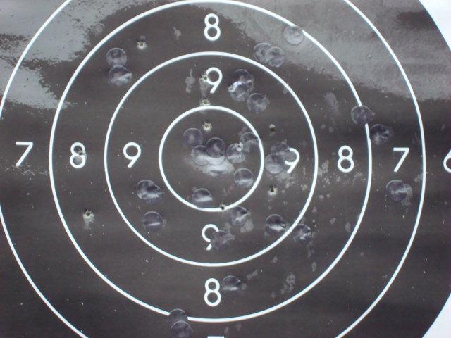 US Small Bore (22lr) History : Remington: 513 T, Mod 37, 40x  VS  Winchester 75, 52 - Page 2 Dsc01062