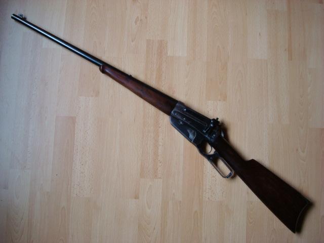 Winchester 1895 reglo Dsc01119