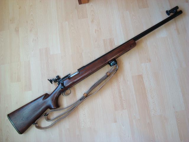 US Small Bore (22lr) History : Remington: 513 T, Mod 37, 40x  VS  Winchester 75, 52 - Page 2 Dsc01130