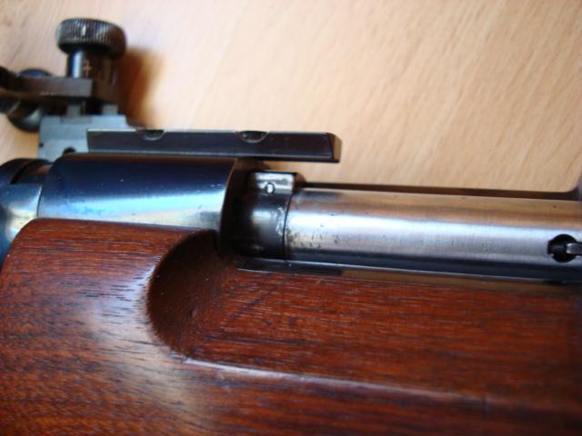 US Small Bore (22lr) History : Remington: 513 T, Mod 37, 40x  VS  Winchester 75, 52 - Page 2 Dsc01132