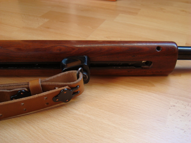 US Small Bore (22lr) History : Remington: 513 T, Mod 37, 40x  VS  Winchester 75, 52 - Page 2 Dsc01137