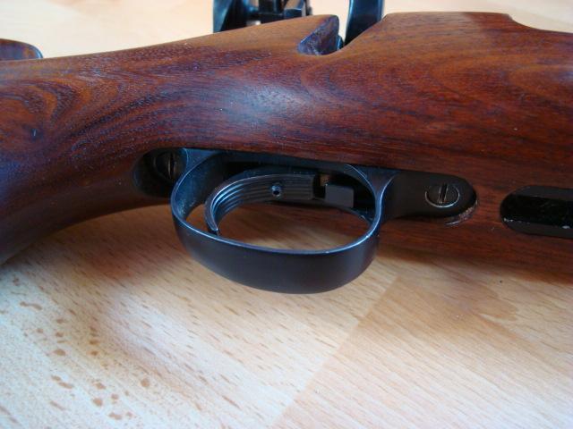 US Small Bore (22lr) History : Remington: 513 T, Mod 37, 40x  VS  Winchester 75, 52 - Page 2 Dsc01138