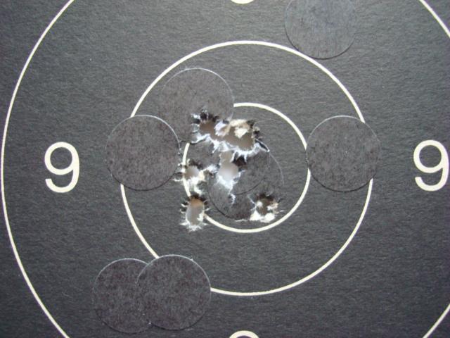 US Small Bore (22lr) History : Remington: 513 T, Mod 37, 40x  VS  Winchester 75, 52 - Page 2 Dsc01245