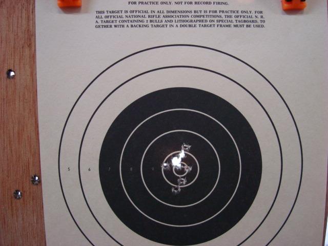 US Small Bore (22lr) History : Remington: 513 T, Mod 37, 40x  VS  Winchester 75, 52 - Page 2 Dsc01522