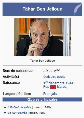 Tahar Ben Jelloun Tullia35