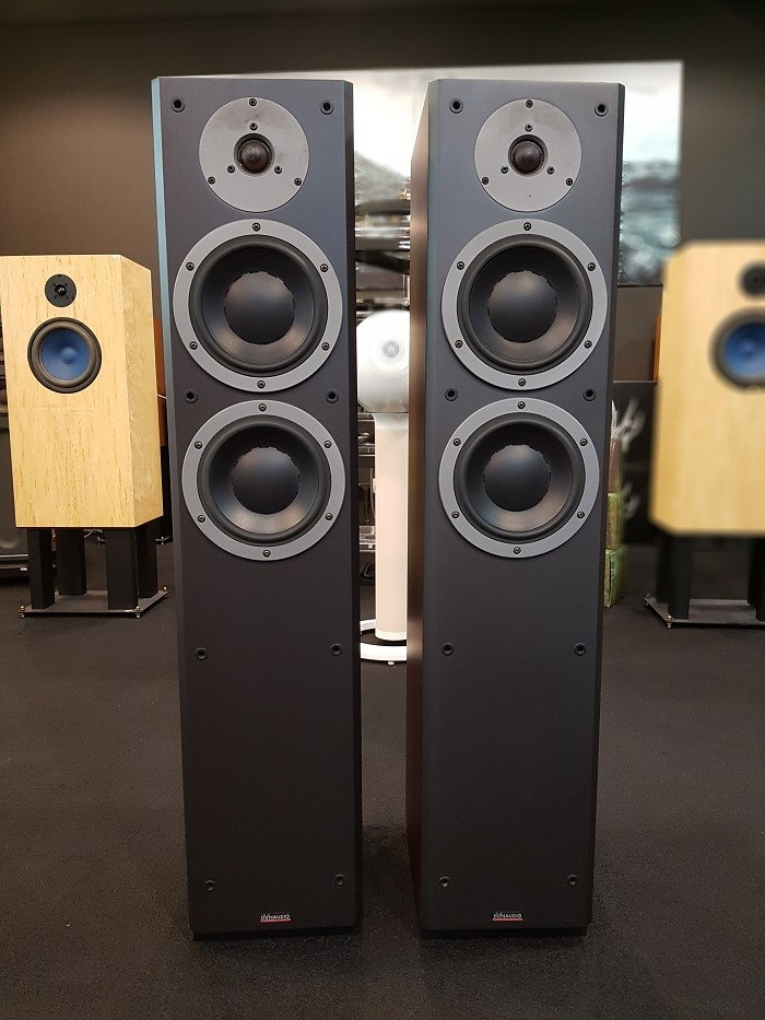 Dynaudio DM 3/7 floorstand Speaker (Sold) 20180910